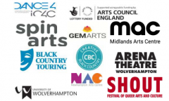 YAATRA is supported by Arts Council England with seed commissions from MAC Birmingham, Arena Theatre, Dance4, Gem Arts, Creative Black Country, Black Country Touring & SHOUT Festival