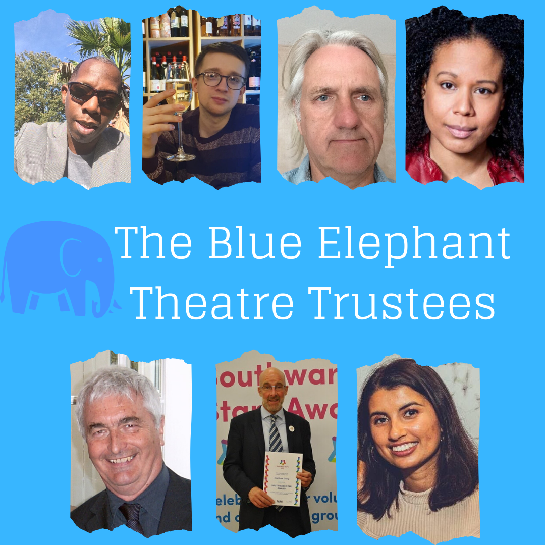 Picture of the Blue Elephant Trustees